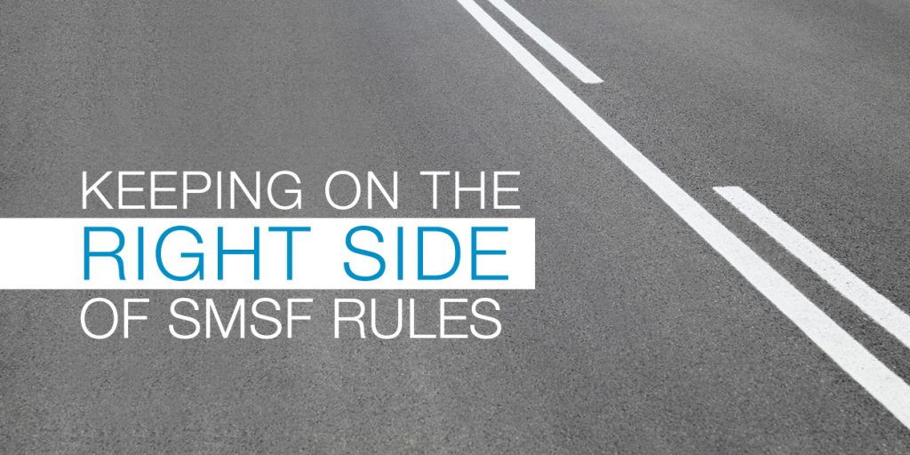 SMSF rules